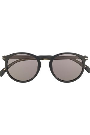 Eyewear by David Beckham Round frame sunglasses