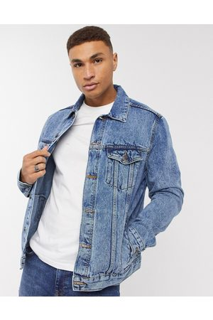 Bershka Denim jacket in mid
