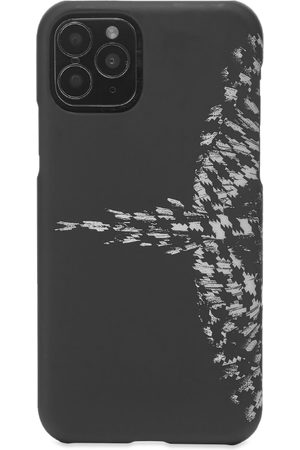 MARCELO BURLON Men Phones Cases - Cross PDP Wings iPhone 11 Pro Case