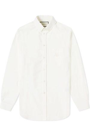 Gucci Logo Oxford Shirt