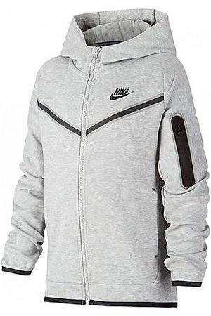 Nike Boys Hoodies - Boys' Sportswear Tech Fleece Full-Zip Hoodie