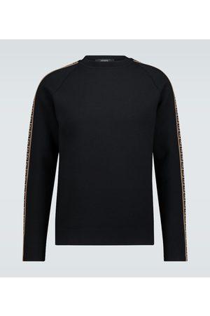 Fendi Wool crewneck sweater