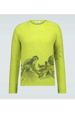 VALENTINO Knitted crewneck sweater