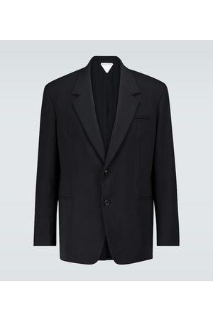 Bottega Veneta Tailored technical fabric blazer