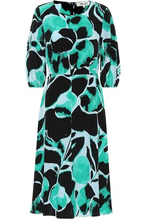 Diane von Furstenberg Bliss silk crêpe de chine dress