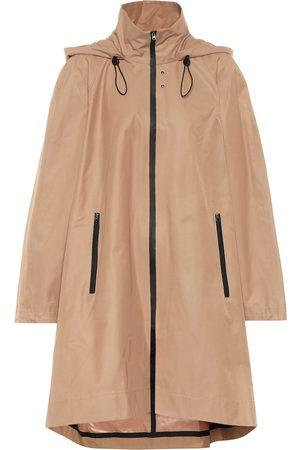 Low Classic Coated cotton-blend raincoat