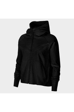 Nike Women's Sportswear Tech Fleece Windrunner Full-Zip Hoodie in Size X-Small Cotton/Polyester/Fleece
