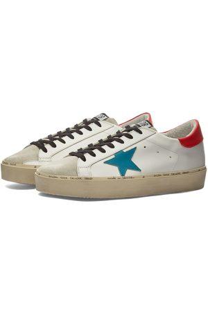 Golden Goose Men Sneakers - Hi Star Leather Suede Sneaker