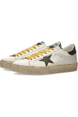 Golden Goose Hi Star Leather Sneaker