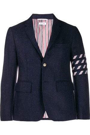 Thom Browne Shrunken 4-Bar blazer