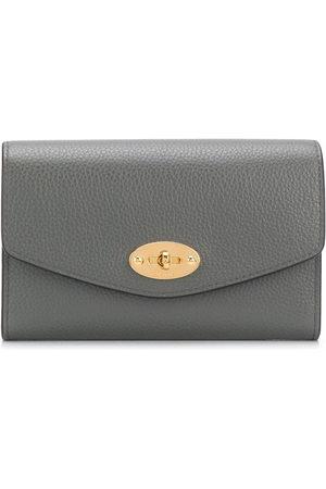 MULBERRY Darley rectangular wallet - Grey