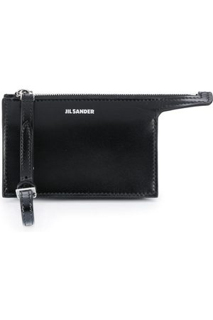 Jil Sander Tootie leather cardholder