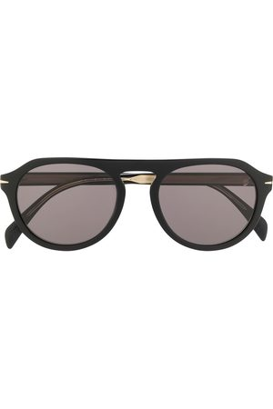 Eyewear by David Beckham DB 7009/S round-frame sunglasses