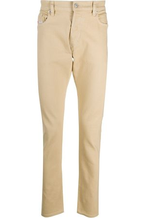 Diesel Men Slim - D-Luster slim-fit jeans - Neutrals