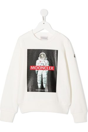 Moncler Moonclergraphic print sweatshirt