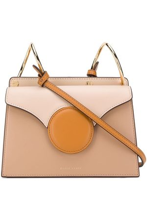Danse Lente Mini Phoebe cross body bag - Neutrals
