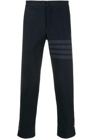 adidas Slim-fit tonal 4-Bar trousers