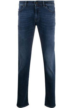 PT01 Slim-fit mid-rise jeans