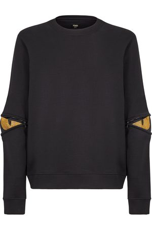 Fendi Bag Bugs-motif sweatshirt
