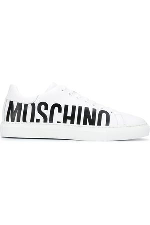 Moschino Side logo print sneakers