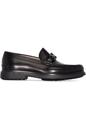 Salvatore Ferragamo Ready Gancini-plaque loafers