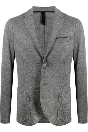 Harris Wharf London Men Blazers - Jersey blazer - Grey