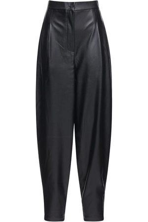 Liya Jasmine Faux Leather Pants