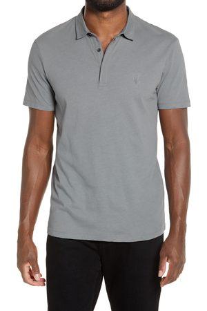 AllSaints Men Polo Shirts - Men's Brace Slim Fit Solid Polo