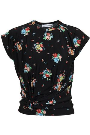 Paco rabanne Printed top