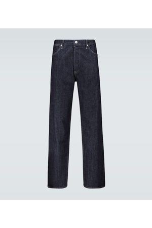 Jil Sander Regular straight-leg jeans