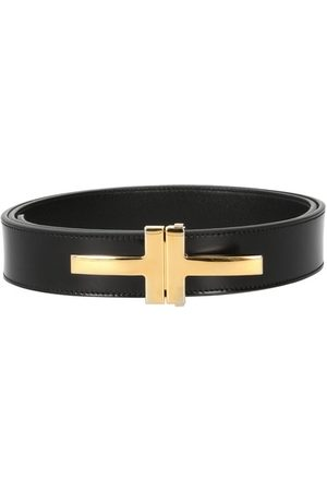 Tom Ford Men Belts - Double T belt