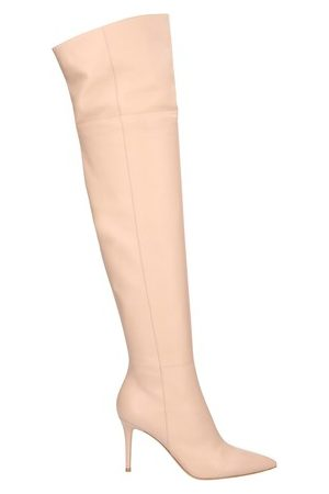 Gianvito Rossi Women Thigh High Boots - Heeled over the knee boots