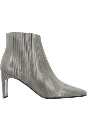 MICHEL VIVIEN Women Ankle Boots - Auburn ankle boots