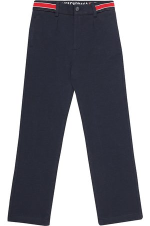 Dolce & Gabbana Cotton jersey pants