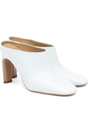 Jil Sander Leather mules