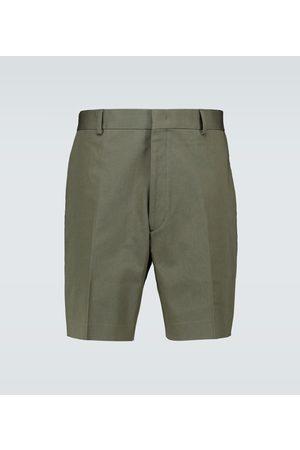 Fendi Stretch-cotton shorts