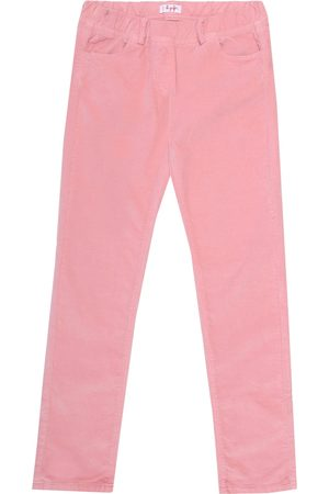 Il gufo Stretch-cotton jeans