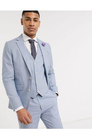 Gianni Feraud Suits - Wedding linen slim fit suit jacket