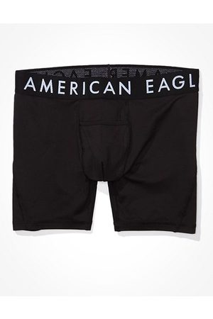 """American Eagle Outfitters O 6"""" Horizontal Fly Flex Boxer Brief Men's XS"""