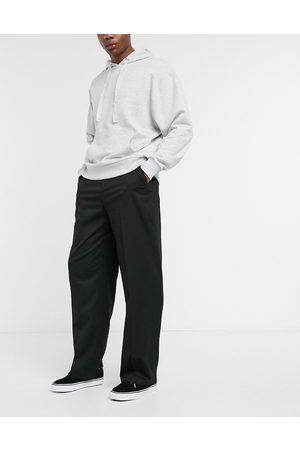 ASOS Chinos - Wide leg smart pants in