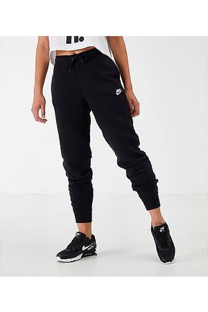 Nike Women Pants - Women's Sportswear Essential Jogger Pants in / Size X-Small Cotton/Polyester