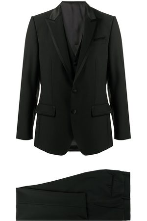 Dolce & Gabbana Men Suits - Two-piece single-breasted tuxedo suit
