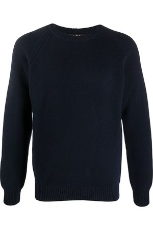 A.P.C Fine-knit fitted jumper