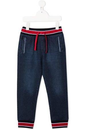 Dolce & Gabbana Medal patch sweatpants