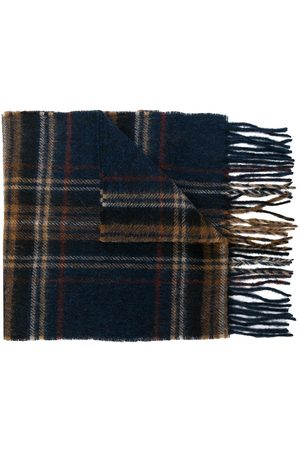 Barbour Men Scarves - Checked scarf