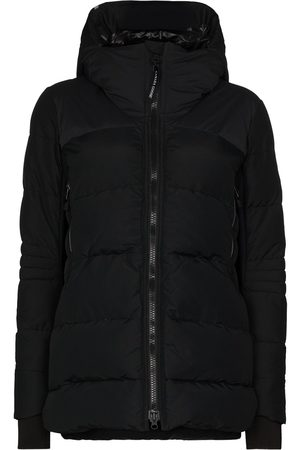 Canada Goose Hybridge hooded puffer jacket