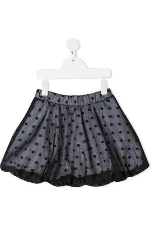 Wauw Capow by Bangbang Cloud spot print skirt