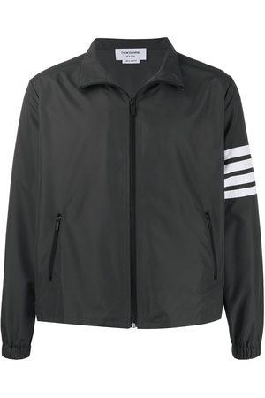 Thom Browne 4-Bar flyweight tech jacket - Grey