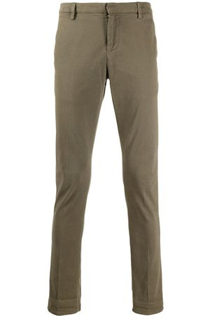 Dondup Plain slim-fit chinos - Neutrals