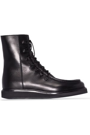LEGRES College leather boots